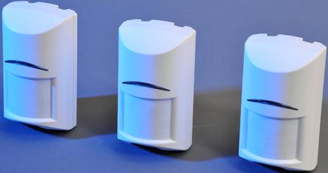 Detector Blue Line Gen 2 de Bosch Security premiado.