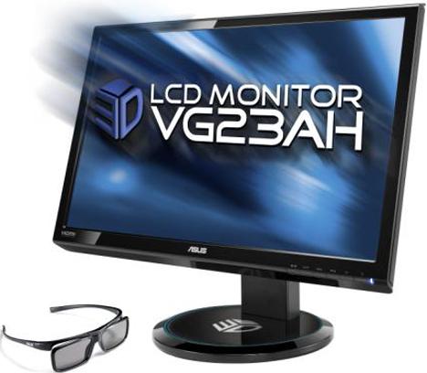 Monitor Asus VG234AH 3D