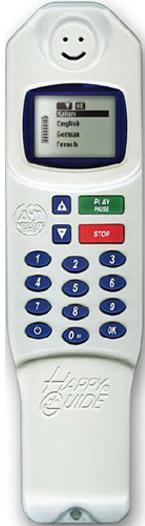 AudioGuía de Logo AV Com, comercializada por Comm-Tec