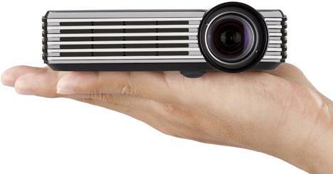 Miniproyector PLED-W200 de ViewSonic