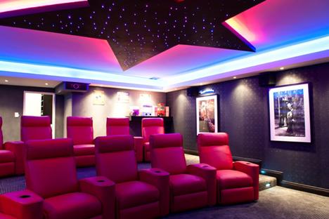 Mejor Home Cinema (menor de 40.000 libras)