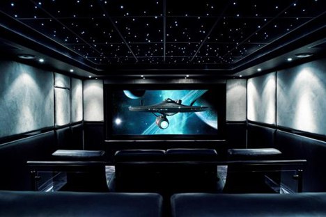 Mejor Home Cinema (más de 100.000 libras)