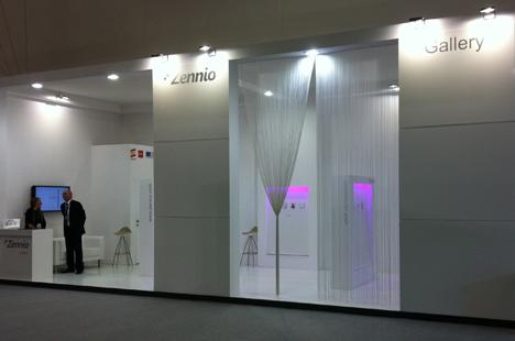 Stand de Zennio en Light+Building 2012