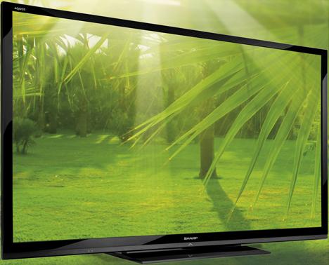 Televisor Sharp Aquos LC-80LE645E de 80 pulgadas
