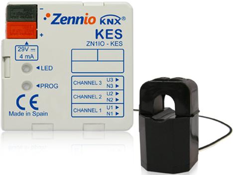 Dispositivo KES de Zennio