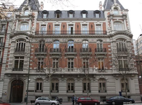 Viviendas de la calle Velázquez de Madrid en las que se ha implantado la domótica