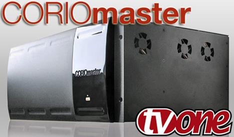 Corio Master C3-540 de TVOne