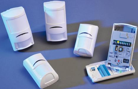 Detectores Blue Line Gen 2 y Serie Professional de Bosch Security Systems