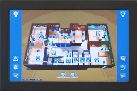 Sistema domótico de control de la vivienda