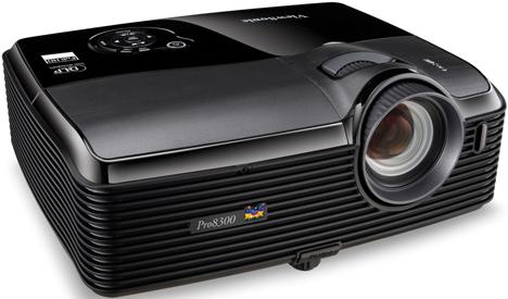 Proyector Pro8300 de ViewSonic