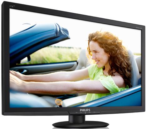Monitor LCD 273E3QHSB