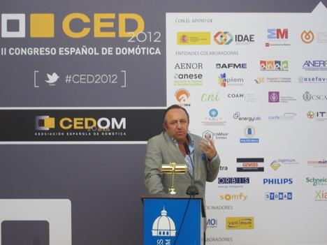 Alfredo Villalba, director de Inmomática