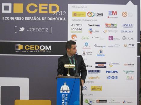. Armando Florencia, Energy Manager de Xial Domotecnología