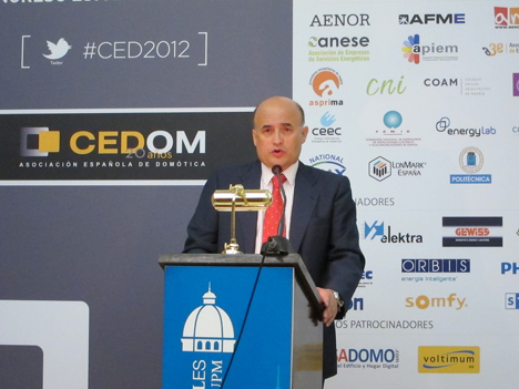 Fidel Pérez Montes, Director General del IDAE