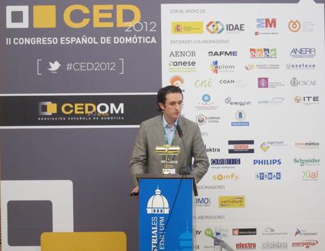 Jorge González, director Comercial de Ingenium
