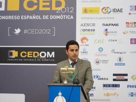 Juan Alberto Pizarro Ruiz, Presidente de CEDOM