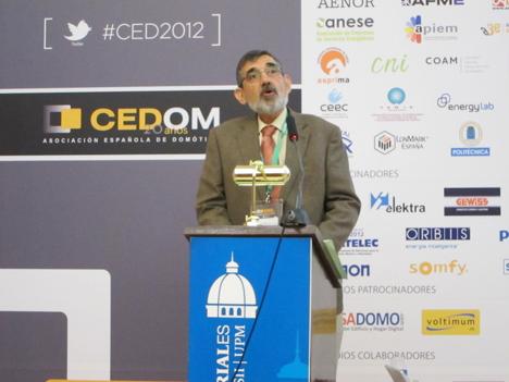 Luis Maqueda Hernando, Comisión Nacional de la Energía