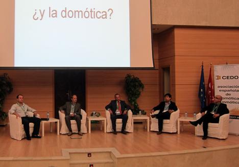 Ponentes en CED 2012