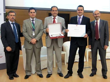 Premio mejor instalación inmótica de la Comunidad de Madrid para Imeyca