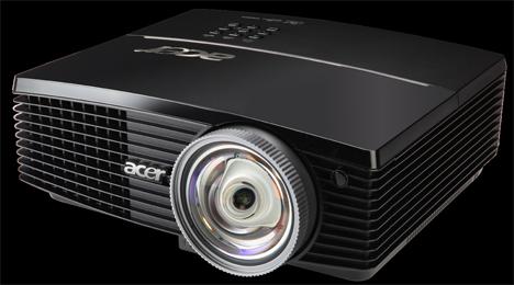 Proyector interactivo de Acer