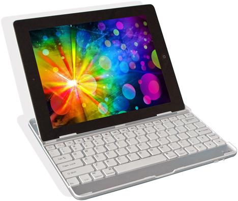 Nuevo teclado de Naical para Ipad