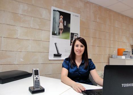 Laura Morillo, Directora Comercial de Siedle España