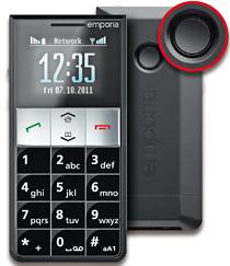 Emporia RL2 de Vodafone