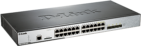 Wireless Switch Unificado DWS-3160 de D-Link