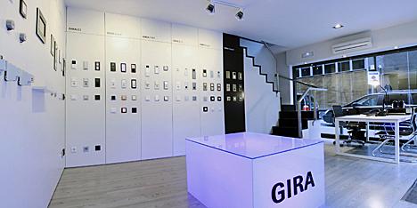 Tienda y productos de GIRA