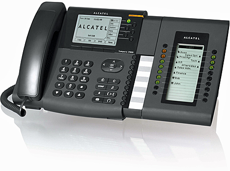Temporis IP de Alcatel