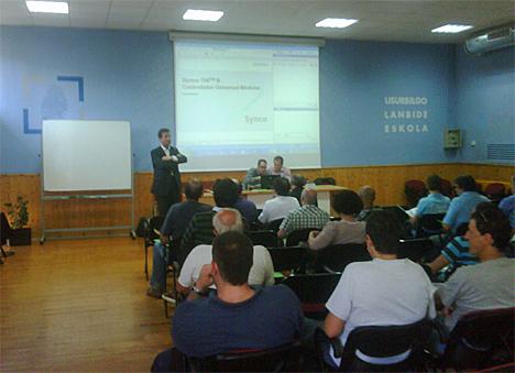 Encuentro organizado por Instagi e Inergetika