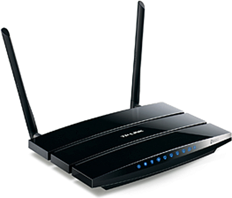 Router Gigabit Dual Band inalámbrico TL-WDR3600