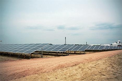 Nuevo parque solar de Hannover