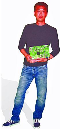 Steve Hu, product manager del NVR de LILIN