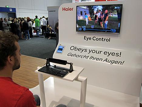 TV Eye-Control de Haier