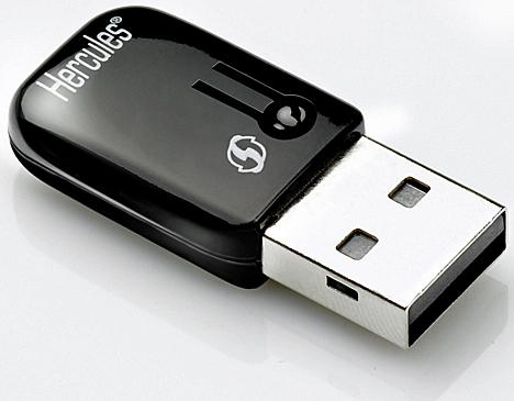 USB HWNUm-600 de Hercules