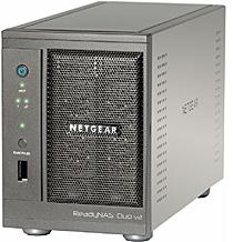 Sistema de almacenamiento ReadyNAS Duo