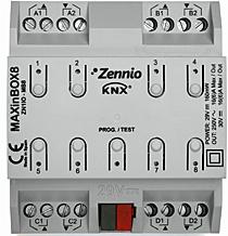 Actuador multifunción KNX MAXinBOX8 de Zennio