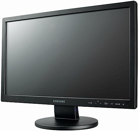 Monitor LED para la seguridad profesional de Samsung