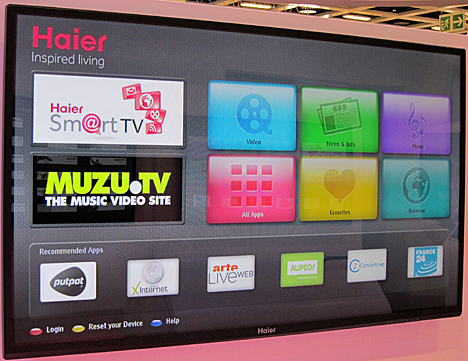 Smart TV de Haier