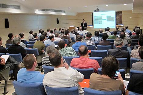 Jornada de Domótica, Vídeo y Redes IP en la Edificación organizada por el Grupo Tecma Red