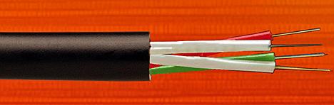 Cable de distribución multitubo ABD de C3