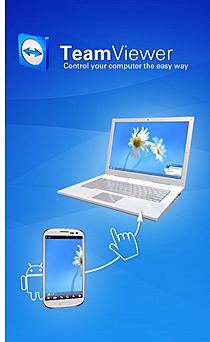 Aplicación TeamViewer for Remote Control