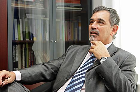 José Manuel Páez, Director del Máster de Domótica y Hogar Digital de la UPM
