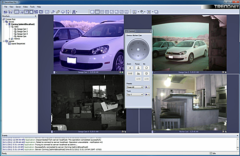Software SecurView Pro de TRENDnet