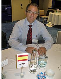 Antonio Moreno, presidente de la Asociación KNX España