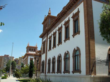 Edificio de la Antigua Tabacalera de Málaga, con instalación tecnológica de Zennio