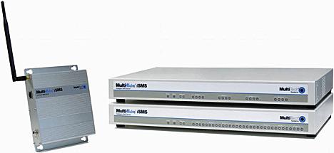MultiModem iSMS de Diode