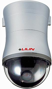 Domo motorizado IP de LILIN