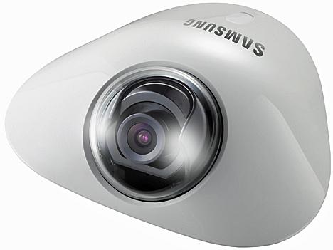 Minidomo de red LiteNet de Samsung modelo SND-5010